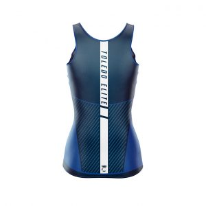 WOMEN'S RACE DAY FITTED TANK