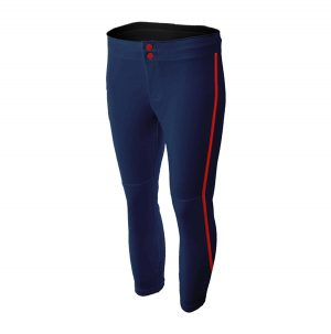 WOMEN'S TOURNAMENT LOW RISE SOFTBALL PANT