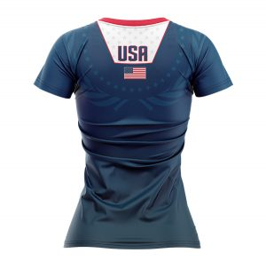 VOLLEYBALL COMPRESSION JERSEY