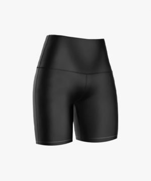 Ladies Train High-Rise Shorts