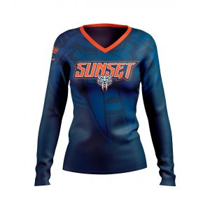 WOMEN'S LONG SLEEVE JERSEY