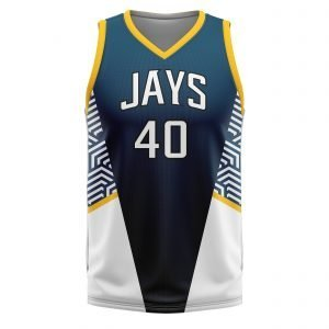 MEN'S TRADITIONAL BASKETBALL JERSEY